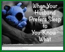 My husband doesn want me sexually